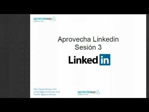 Intro Curso Aprovecha Linkedin