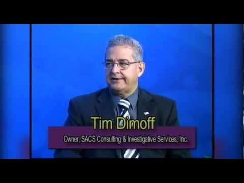 Workplace Violence & Bullying - Tim Dimoff - President/CEO  SACS Consulting, Inc.