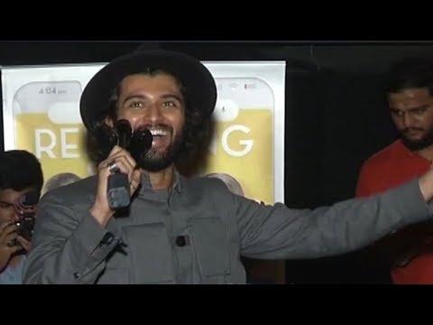 Vijay-Devarakonda-kick-back-Speech