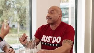 Mocne Uderzenie #21 Krzysztof Rozpara miedzy innymi o zawłaszczaniu polskiego MMA.