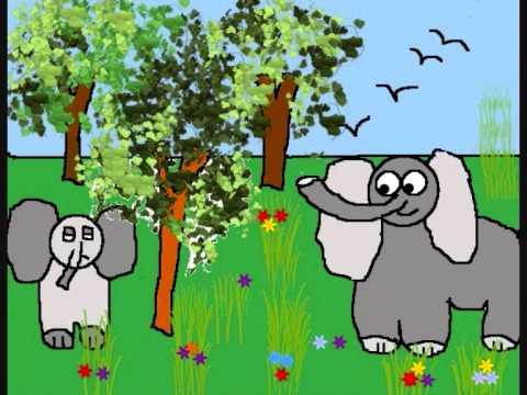 Canción de cuna para los elefantes por Lola