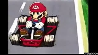 Mario Kart anime opening (Initial D - Deja Vu)