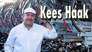 Kees Haak   Op de Fiets (officiele videoclip)
