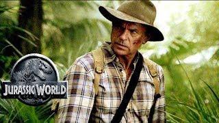Why Alan Grant Hasn't Returned? | Jurassic World Fallen Kingdom