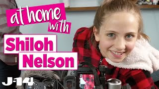 Feel the Beat Netflix Star Shiloh Nelson During Quarantine   At Home With