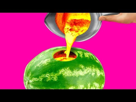 40 ABSOLUTELY CRAZY LIFE HACKS