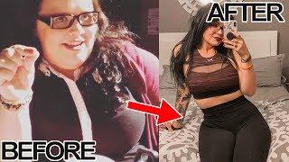 My 135lbs Weight Loss Journey | Body Dysmorphia and Binge Eating Disorder