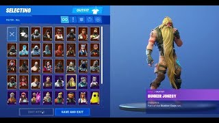 Journey from Default to BUNKER JONSEY |That Beard though!|
