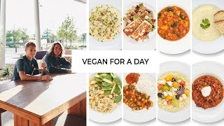 Going Vegan for a Day (this was agonizing)