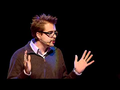 TEDx Brussels 2010 - Dries Buytaert - Out of Control - YouTube