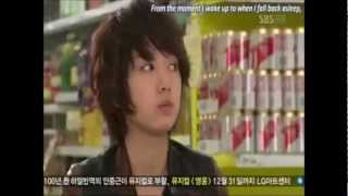 You're Beautiful Eng subs: Grocery store scene
