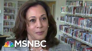 Senator Harris On Mueller Statement: DOJ Memo Prevented Possible Indictments | MSNBC