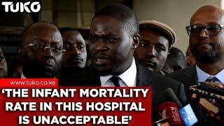 Kenya Latest News: The Sad State of Pumwani Hospital   Tuko TV