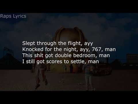 Travis Scott - SICKO MODE [LYRICS]