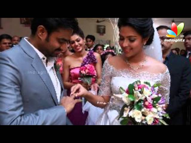 Amala Paul Engagement HD Video I Latset Hot Malayalam Movie News I A.L. Vijay