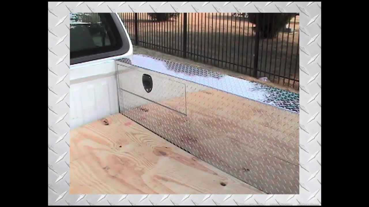 The Pc Series Quot Pork Chop Box Quot Truck Toolbox Storage Over