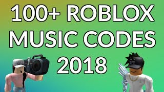 ROBLOX Music Codes 2018 [WORKING]