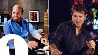 """""""I want fat hands and I'm gonna dance"""": Tom Cruise on how Tropic Thunder's Les Grossman got so gross"""