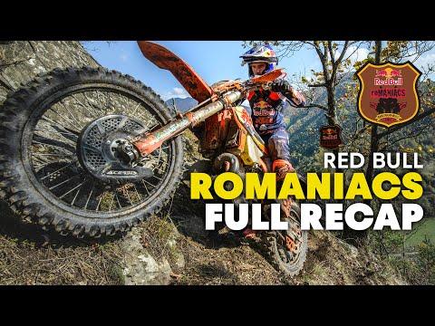 Recap' Red Bull Romaniacs 2020 - 30min
