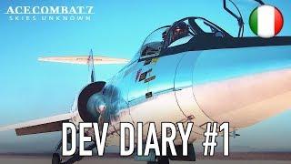 Ace Combat 7: Skies Unknown - Diario degli sviluppatori #1