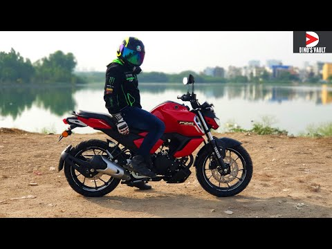 video Yamaha FZS-FI V3 BS6