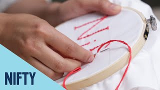 6 Basic Hand Sewing Techniques