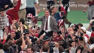 Coach Gene Stallings on Jeremy Pruitt and Jimbo Fisher to Texas A&M