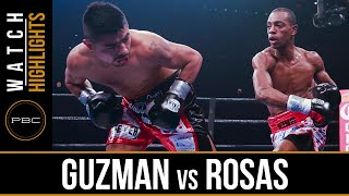 Guzman vs Rosas FULL FIGHT: April 29, 2016 - PBC on Spike