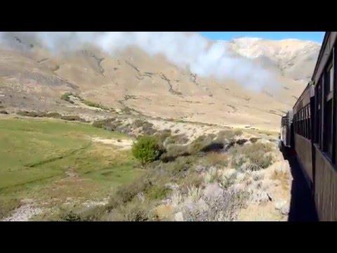 La Trochita El Viejo Expreso Patagonico Esquel Patagonia Argentina