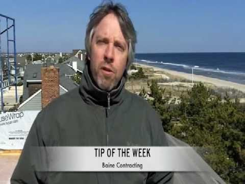 Tip of the Week from Baine Contracting: Decks and Patios