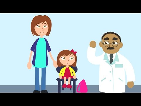 Flicker Glitter and Jolene - Animation for children about Amblyopia (Lazy Eye)