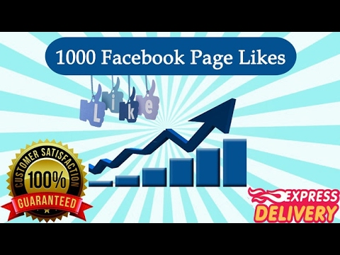 How to Get 1000 Facebook Page Likes in 24 Hours