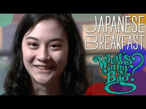 Japanese Breakfast - What's in My Bag?