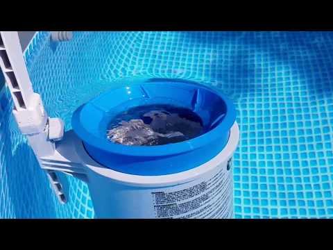 how to build a pond skimmer