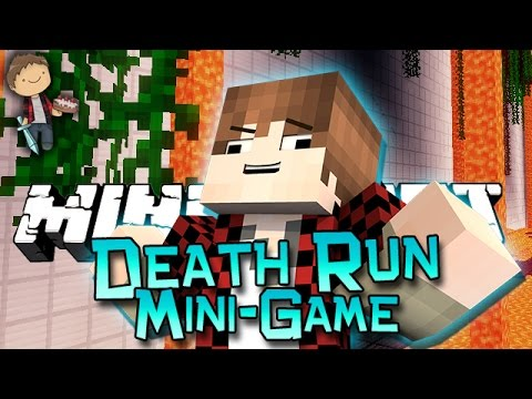 Minecraft: Death Run Mini-Game w/Mitch & Friends! (Vanilla Resource Pack Mini-Game!) - TheBajanCanadian  - SaO7sRyOlKA -