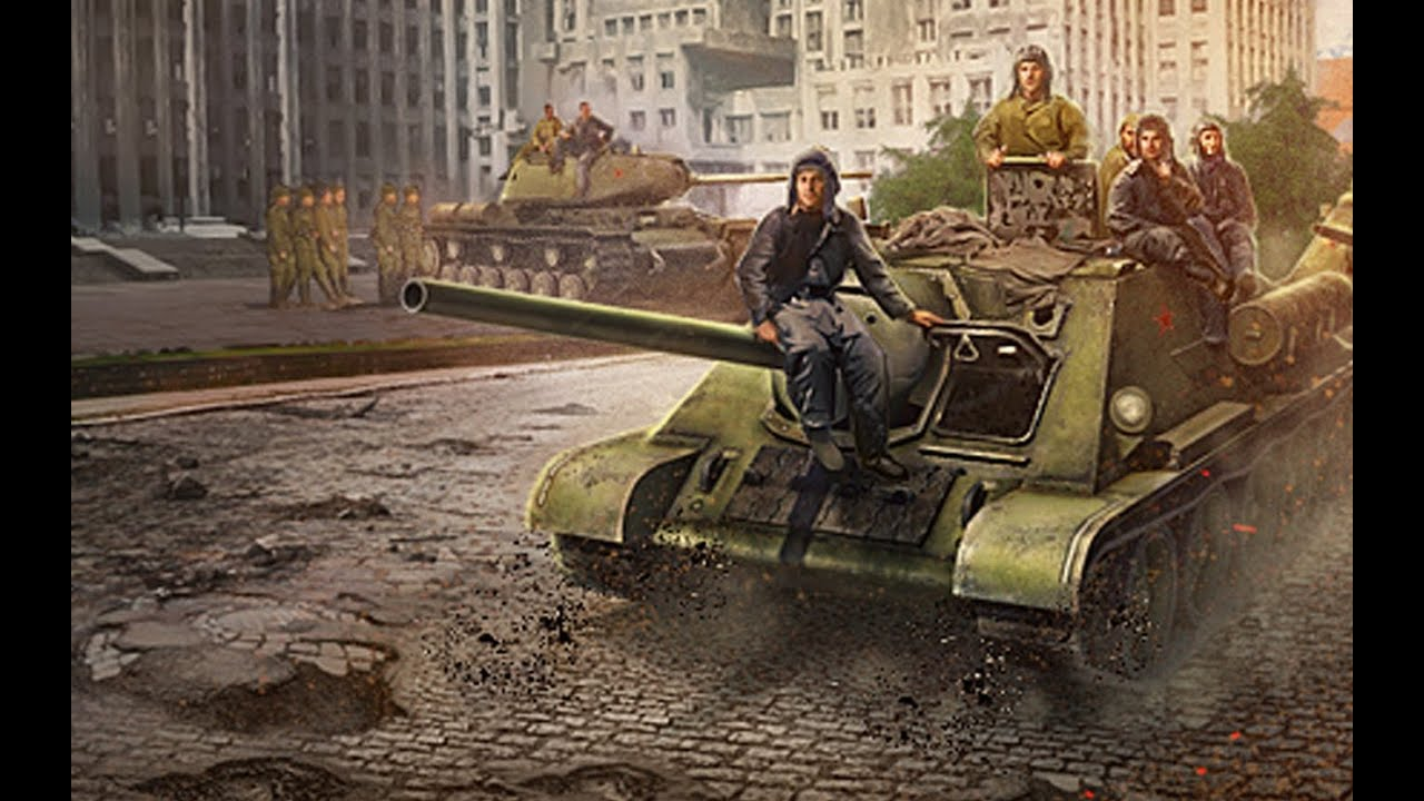 World of Tanks - Акция от 07.07.2012