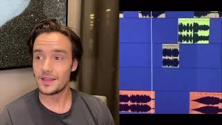Liam Payne Reacts to My One Direction Mashup!