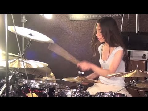 DISTURBED - DOWN WITH THE SICKNESS - DRUM COVER BY MEYTAL COHEN