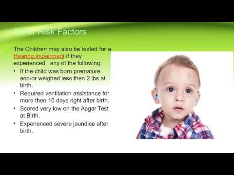 Causes & Signs of Hearing Loss in Children