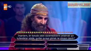 Kim milyoner olmak ister 06.11.2013 Yusuf Dumandağ 282. bölüm
