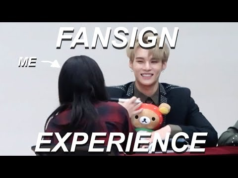 VICTON FANSIGN EXPERIENCE #6 + MUSIC BANK