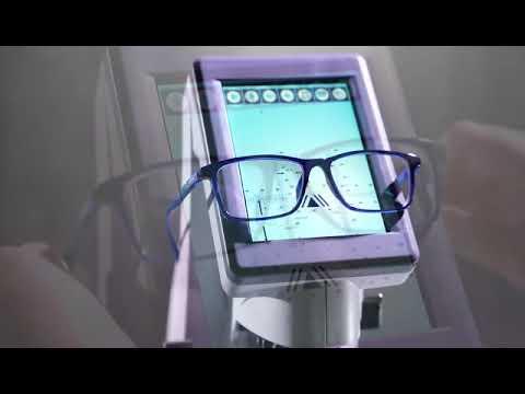 Penguin pro - A Bluetooth Touch-Screen Auto Lensmeter