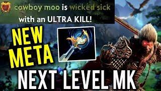 NEXT LEVEL 1 KILL PER MIN Echo Sabre MK by Moo Craziest Gameplay Non-Stop Diving vs 7k Dota 2