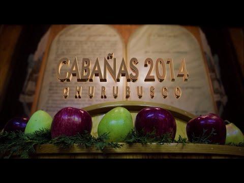 Cabañas 2014 - 8vo Día Parte Clara (Sábado Ceremonial) Jueves 16-Oct. 2