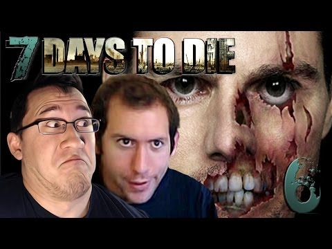 HARDER BETTER FASTER STRONGER   7 Days To Die #6 - Smashpipe Games