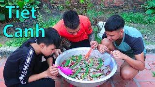 Hữu Bộ | Làm Thau Tiết Canh Lợn Khổng Lồ To Nhất Việt Nam