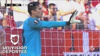 'Memo' Ochoa debuta en Europa League y se lleva un mal recuerdo a casa