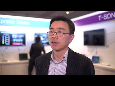 Senior R&D Manager of Huawei at Next Generation Optical Networking 2015 in Nice HD