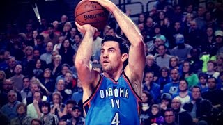 Nick Collison - Thunder (NBA Career Mix)