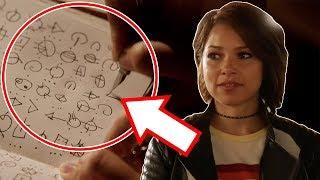 Nora Allen & the Speedforce Symbols Explained! - The Flash Season 5